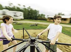 Explore the County's Campgrounds, Parks and Playgrounds